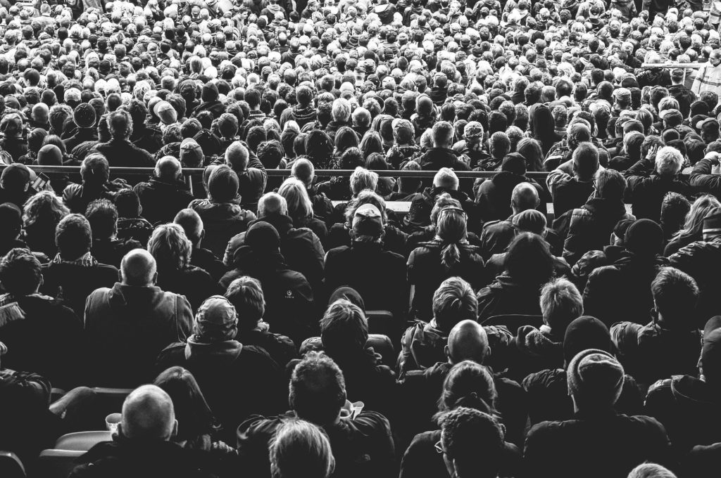 Crowd Image by Free-Photos from Pixabay